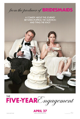 The Five-Year Engagement (2012) – BlueRay width=