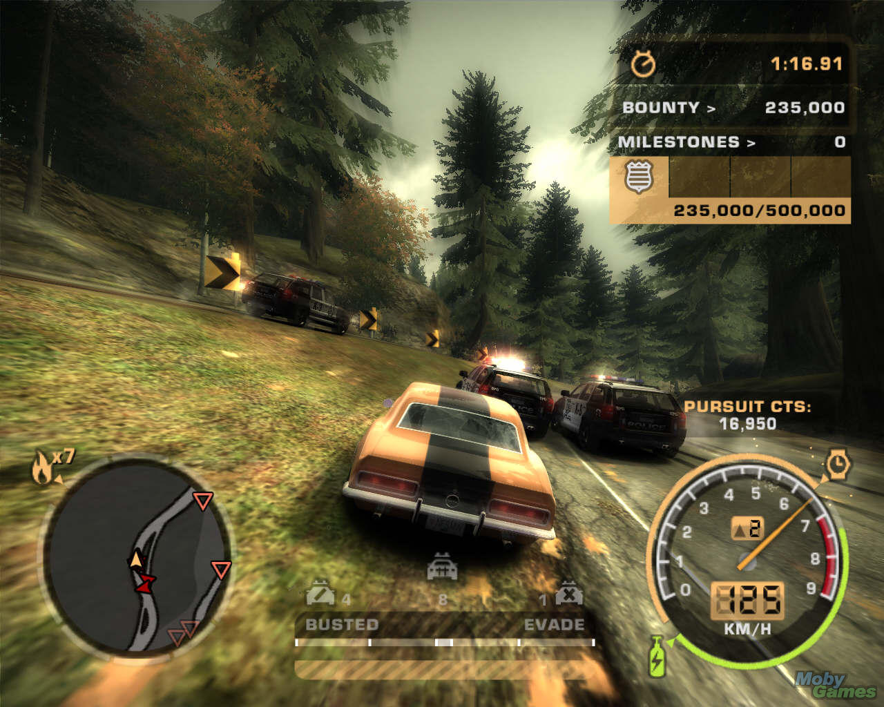 Need For Speed   Most Wanted Black Edition RiP