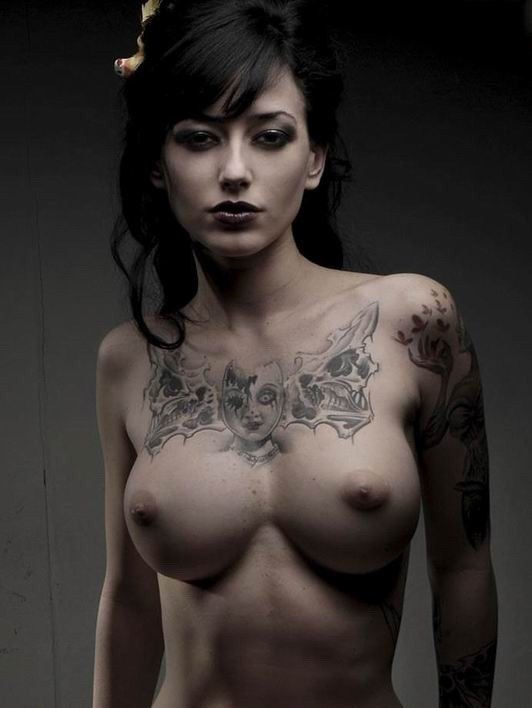 image Super hot tattoos lipstick dykes toys their assholes