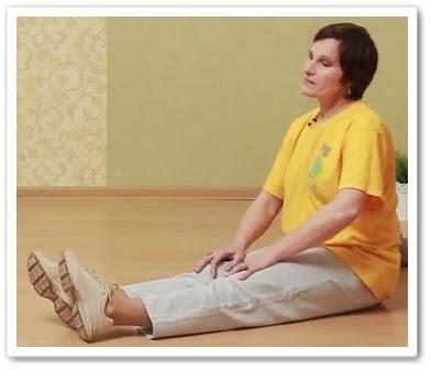 Видеоурок Оздоровительные упражнения для сосудов