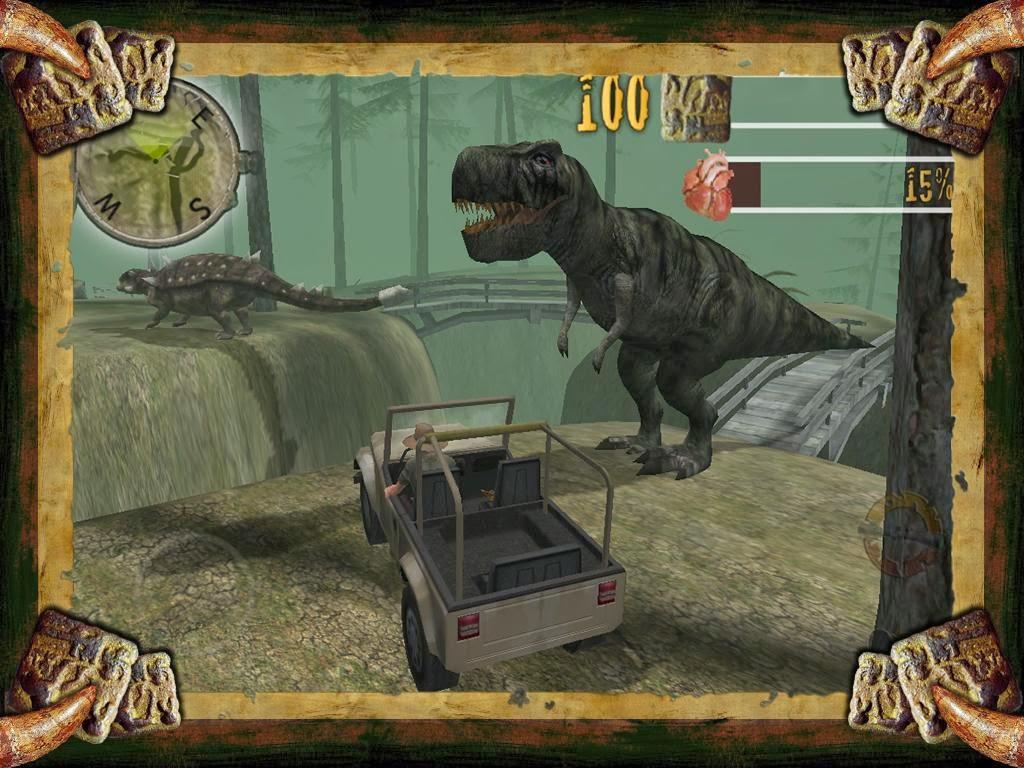 Dino Safari 2 Pro android