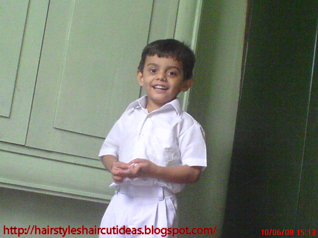 Modern Haircuts 2012 Cute Kids Haircut Pictures Indian Boys