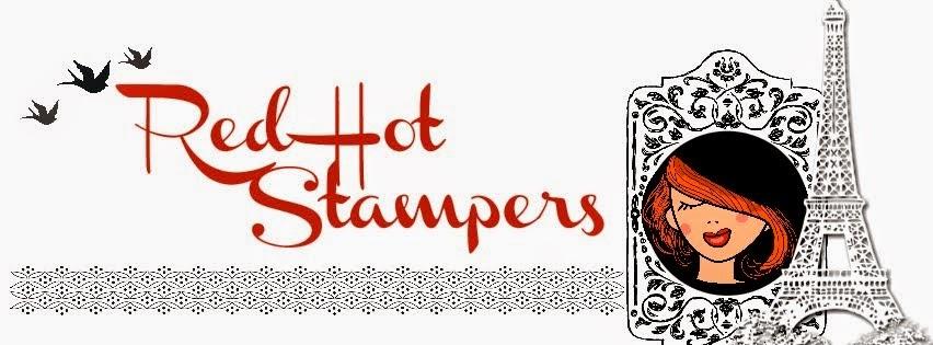 Queen Mavreen is now Red Hot Stampers