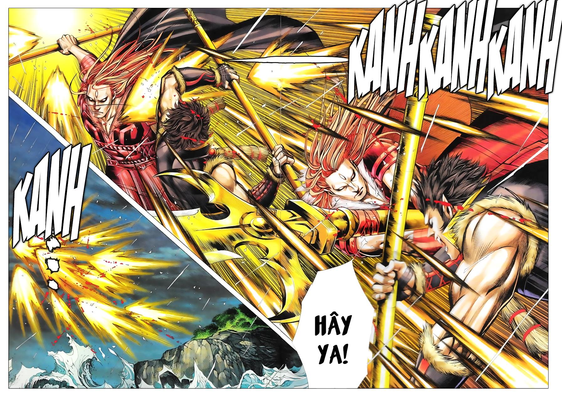 Tây Du chap 34 Trang 25 - Mangak.info