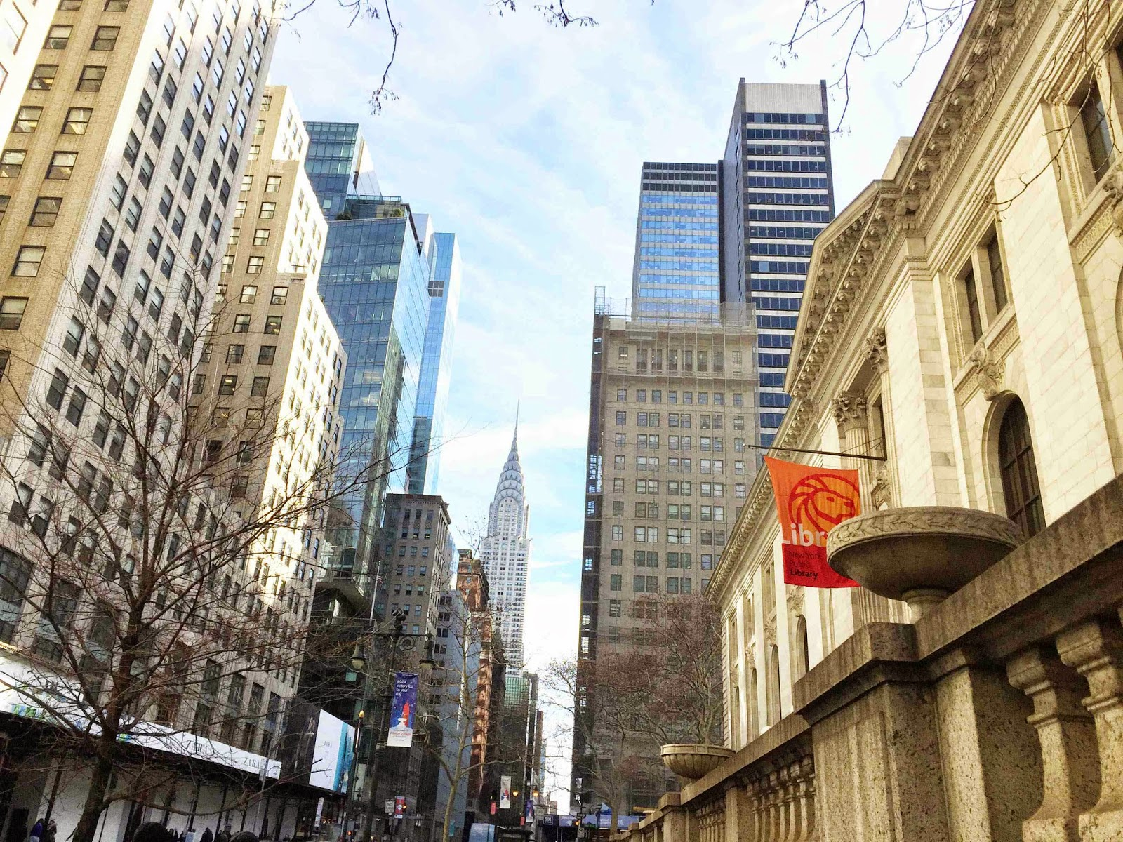 A post-Christmas, pre-New Year's jaunt to New York