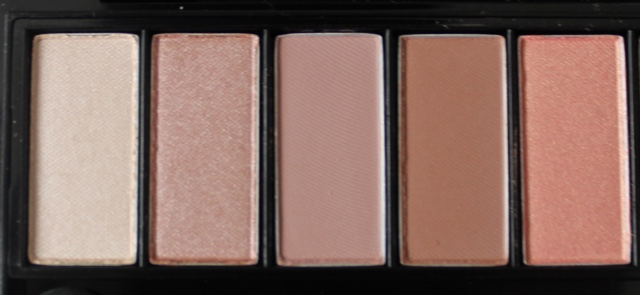 loreal la palette nude by color riche