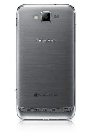 Multimedialità avanzata per il Samsung Ativ S con fotocamera posteriore da 8 mega pixel