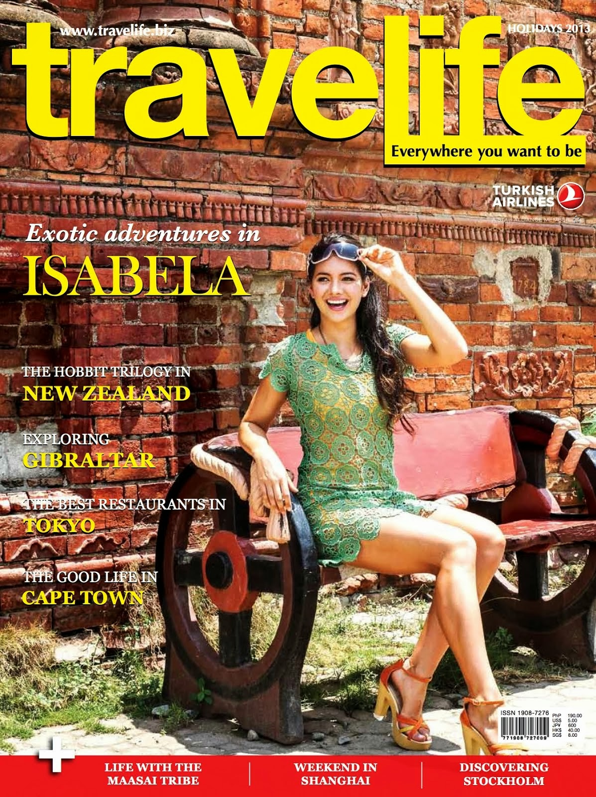 TRAVELIFE'S HOLIDAY 2013 ISSUE