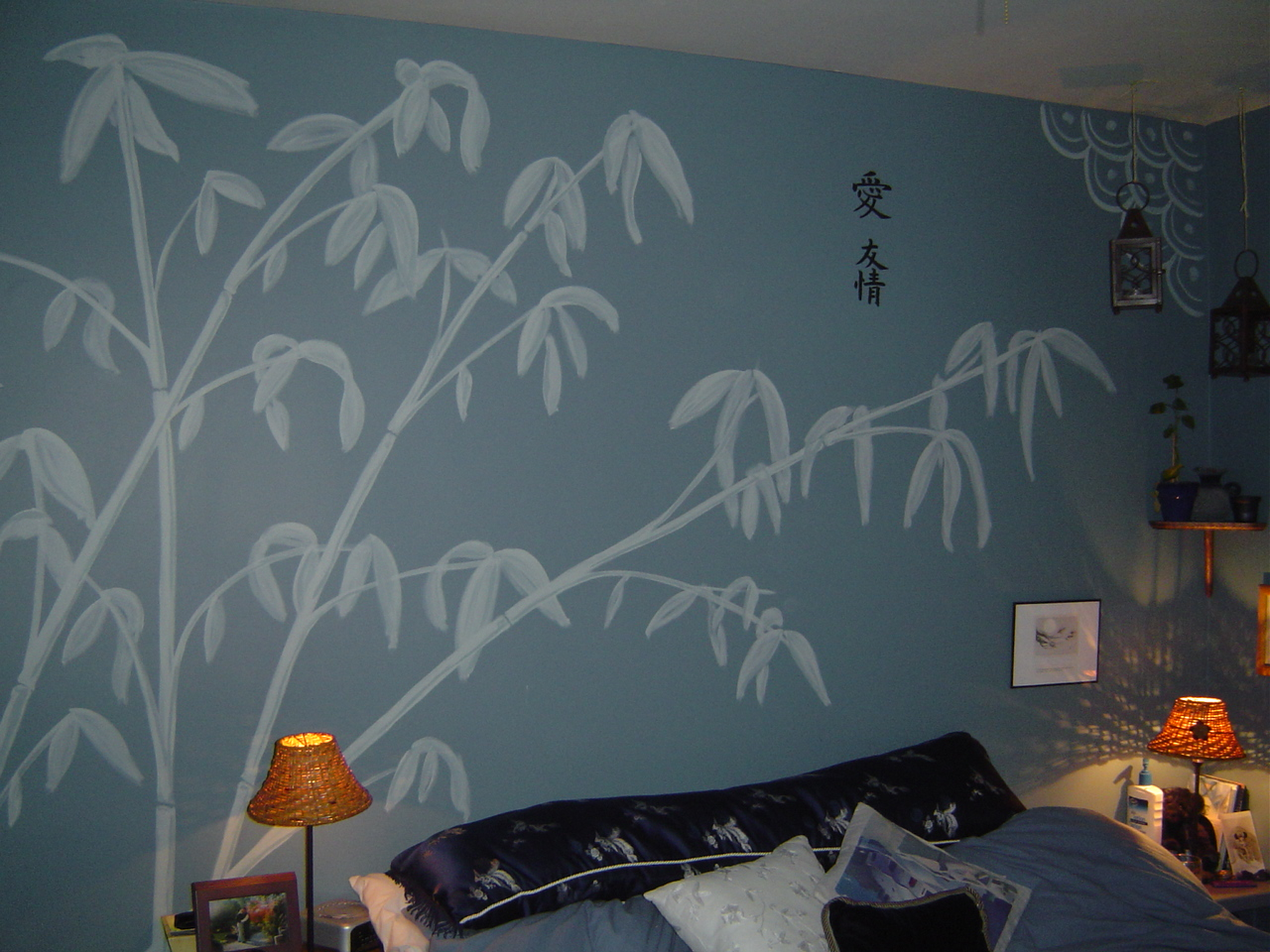 Art wall decor japanese wall murals pictures for Decor mural wall art