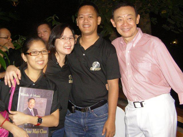 Jose Mari Chan Family Ageless Jose Mari Chan