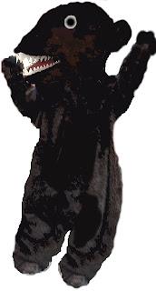 oso en carnaval