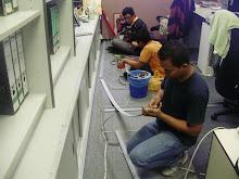 Faber Tower 1 - Kerja-kerja Penyelenggaraan Elekterik dan Kerja-kerja Pemindahan Am