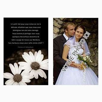 exemple carte remerciement mariage invitation mariage carte mariage texte mariage cadeau. Black Bedroom Furniture Sets. Home Design Ideas