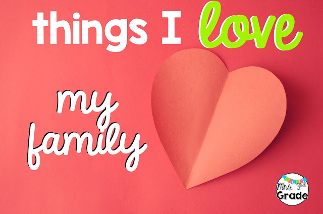 My family supports me and loves me!  I know I am better because of them!