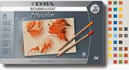 LYRA Rembrandt Polycolor pencil set