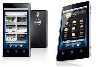 Dell Venue Android 2.2
