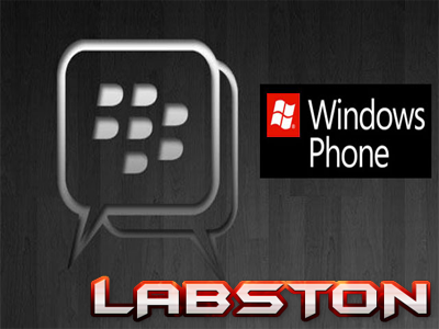 blackberry messenger on windows phone