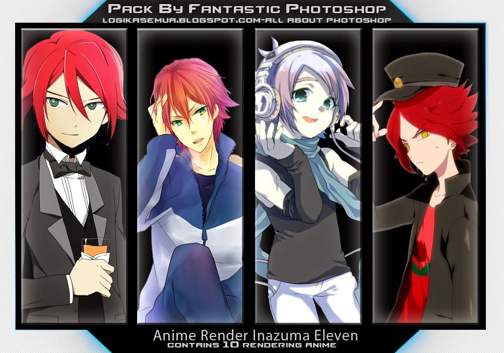 Anime Render Inazuma Eleven