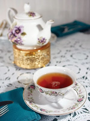 Backyard Patch Herbal Blog Russian Carrot Tea Sandwiches Weekend Recipe