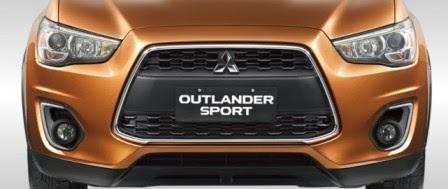 Depan Mobil Mitsubishi Outlander