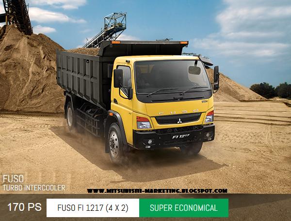 New Fuso FI 1217