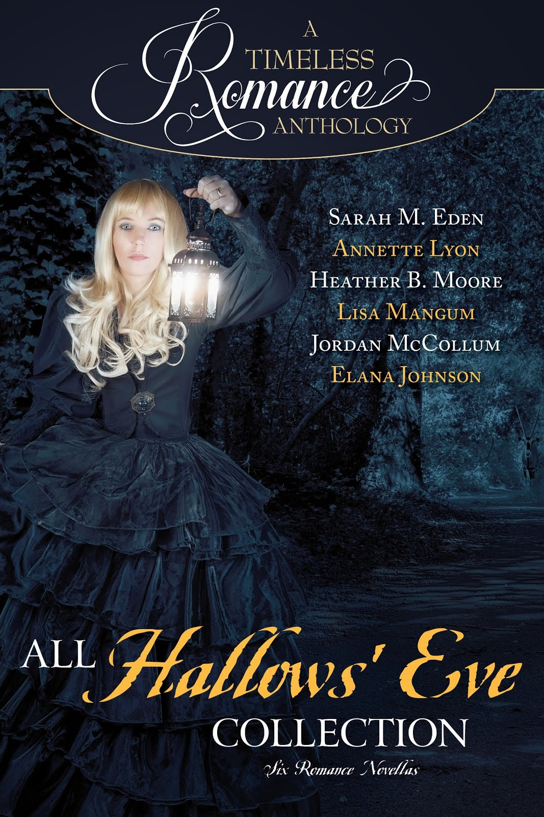 Coming August 2015: All Hallows' Eve Collection