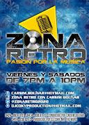 ZONA RETRO POR OXIGENO 99.7FM LOS VIERNES DE 7PM A 8PM