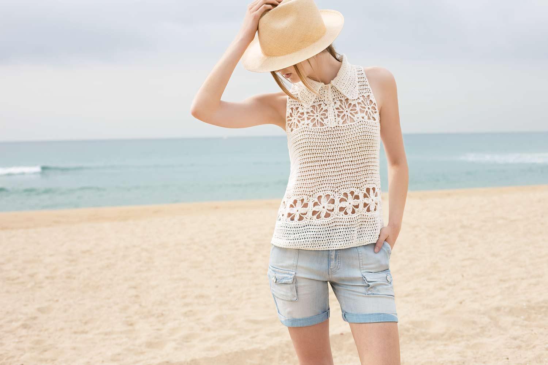 El blog de Dmc: Revista con patrones de verano