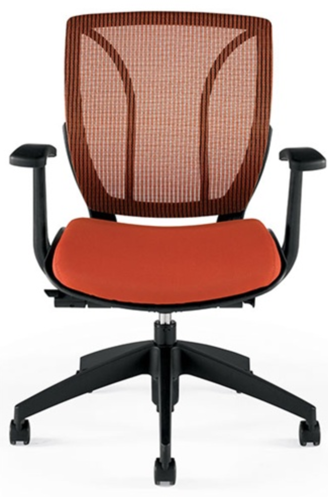 Global Roma Mesh Ergonomic Chair