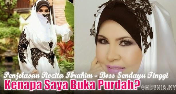 Penjelasan <b>Rozita Ibrahim</b> - ROZITA_IBRAHIM