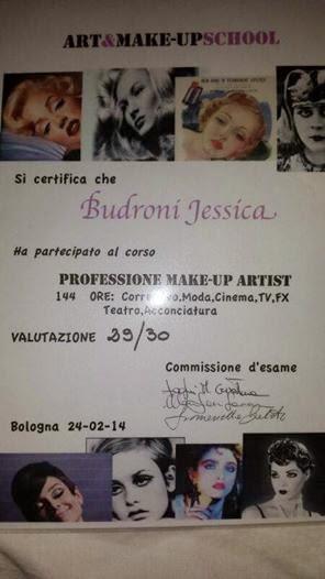 Certificate Mua!