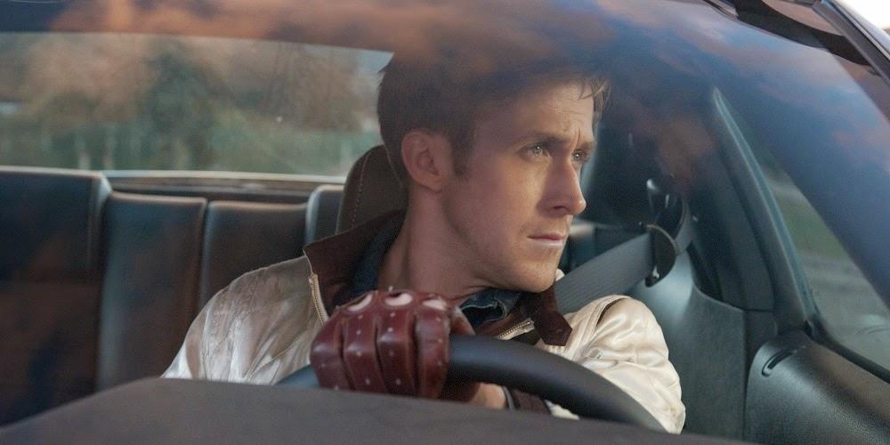 Ryan Gosling em DRIVE