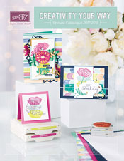 The new Stampin' Up! 2017-18 catalogue is here!