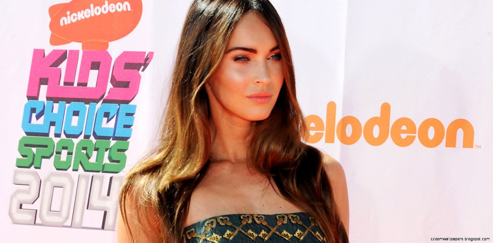 Megan Fox Kids 2015