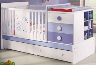 Gambar MODEL KAMAR TIDUR BAYI KLASIK MINIMALIS Desain Tuang Tidur Bayi Unik