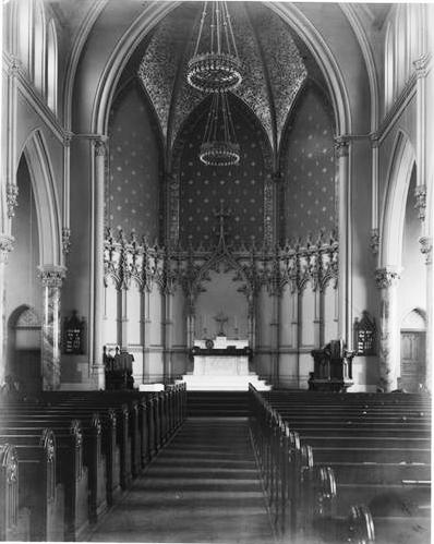 Daytonian in Manhattan: Holy Trinity Lutheran Church -- No. 3 West