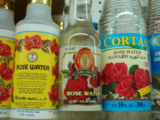 "Origin  Since ancient times, the rose has been highly prized for its source of perfume, medicinal use and nutritional properties. In fact so much so that Ancient Greeks, Romans and Phoenecians placed as much importance on large public rose gardens as they did on wheat fields and fruit orchards.  Rose perfumes are made from rose oil, also called attar of roses, which is a mixture of Volatile essential oils obtained by steam-distilling the crushed petals of roses, a process first developed in Persian and Bulgaria. Rose water is a by-product of this process. Uses  Rose water has a very distinctive flavour and is used heavily in Persian and Mesopotamian cuisine—especially in sweets such as nougat, raahat and baklava. Which these products be found at Pars Market! For example, rose water is used to give some types of Loukoum (or ""Turkish Delight"") their distinctive flavors. Beside its usage in food, it is also used as a Perfume, especially in religious ceremonies.  The Cypriot version of Mahleb uses rosewater. In Iran, it is also added to Tea, Ice Cream, Cookies and other sweets in small quantities, and in the Arab World and India it is used to flavour Milk and dairy-based dishes such as rice Pudding. It is also a key ingredient in sweet Lassi, a drink made from Yoghurt, Sugar and various Fruit juices, and is also used to make Jalleb. In Malaysia and Singapore, rose water is mixed with milk, sugar and pink food colouring to make a sweet drink called Bandung. Rose water is frequently used as a Halal substitute for red wine and other alcohols in cooking. At Pars Market you can find large selection of great quality Rose Water From Iran, Turkey, India, Pakistan and Lebanon!   In parts of the Middle East, Rose water is commonly added to lemonade.  In India, rose water is used as eye drops to clear them. Some people in India also use rose water as spray applied directly to the face for natural fragrance and moisturiser, especially during winters. It is also used in Indian Sweets and other food preparations (particularly Gulab Jamun, named from the Persian word for rose water). Rose water is often sprinkled in Indian weddings to welcome guests."