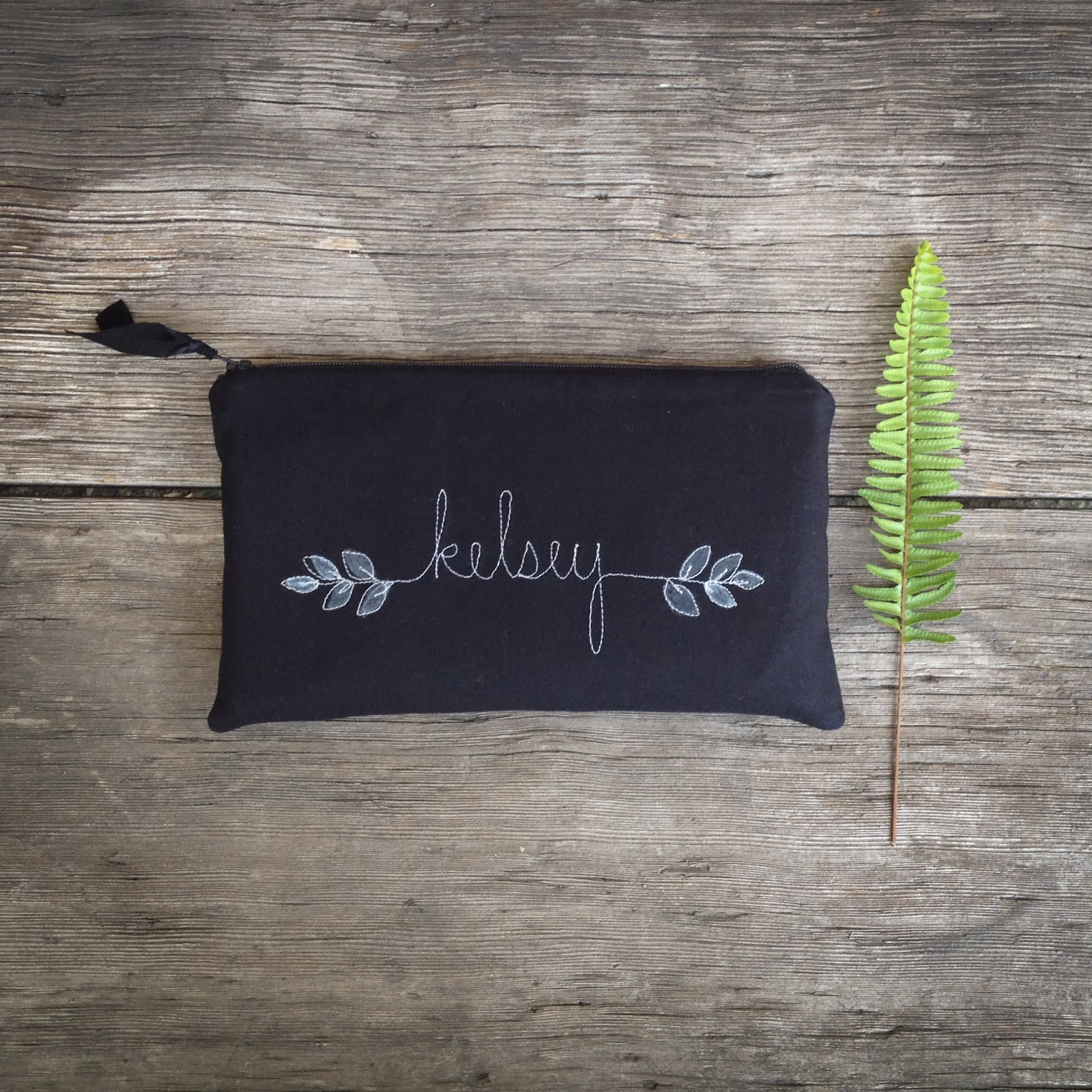 personalized black clutch by mamableudesigns on etsy https://www.etsy.com/listing/174338908/black-clutch-personalized-bridesmaid?ref=shop_home_active_20