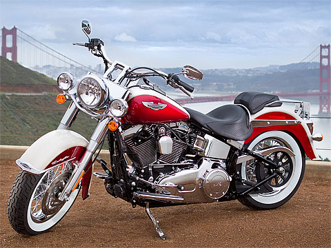 2013 Harley-Davidson FLSTN Softail Deluxe pictures