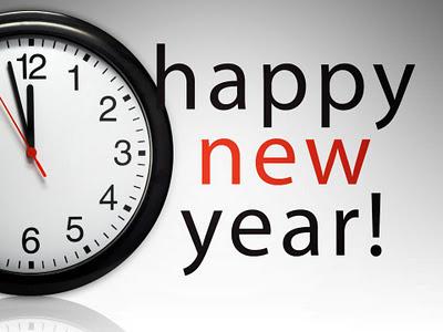 Kartu Ucapan Tahun Baru 2012