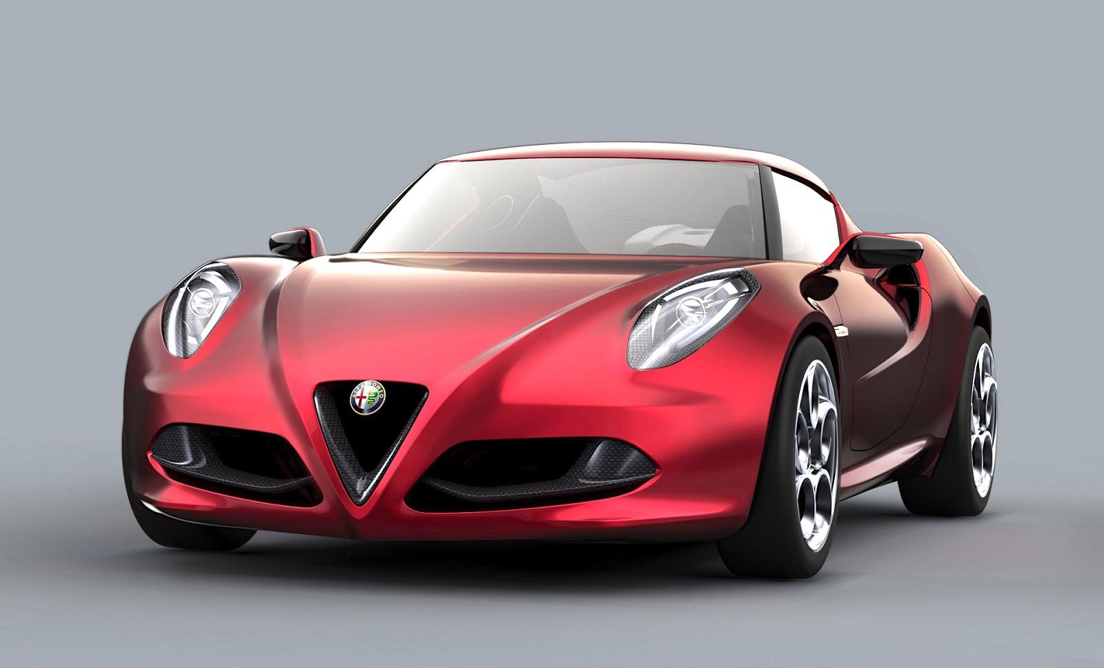 Alfa Romeo MiTo / 2013 alfa romeo 4c