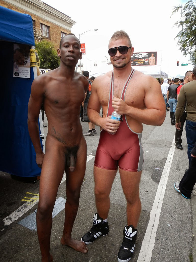 men of streets nude
