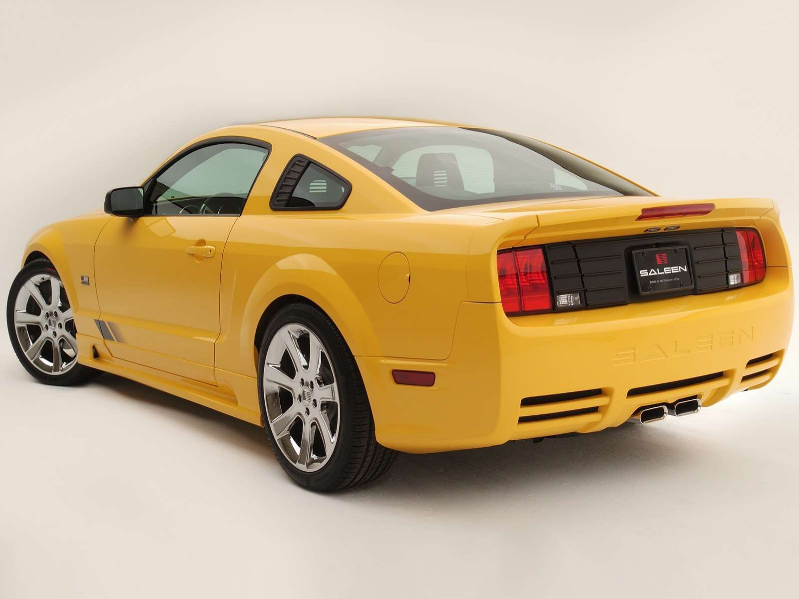 Car Picture: Saleen Ford Mustang S281 3 Valve 2005