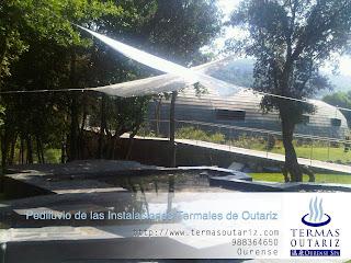 Termas Outariz, Spa, hotspring, Ourense