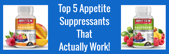 appetite suppressants that actually work table plans