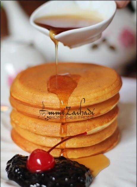 Home Sweet Home: Butter Pancake, Terbaik Punya!!