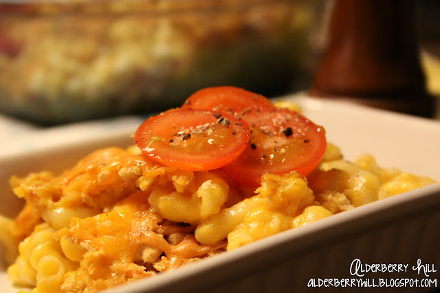 Scrumptious Homemade Mac & Cheese