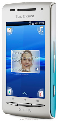 se-xperia-x8-1 Smartphone Sony Ericsson Xperia X8 (um novo N73?)