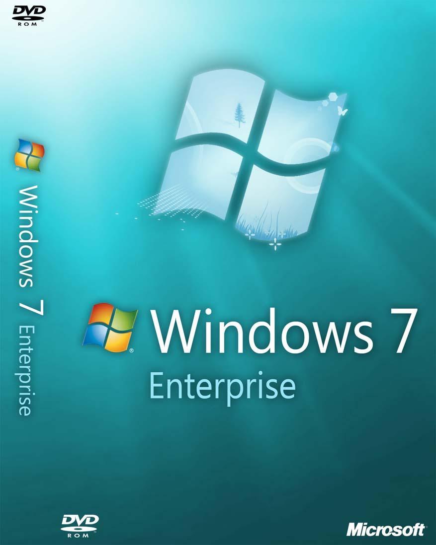 Windows 7 enterprise x64 by vore