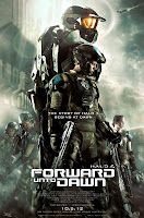 Miniserie - Halo 4: Forward Unto Dawn.
